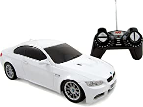 BMW M3 Series Remote Control RC Sports Car 1:18 Scale Model with Headlights and Tail Lights