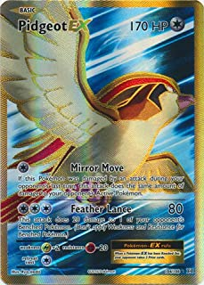 Pokemon - Pidgeot-EX (104/108) - XY Evolutions - Holo