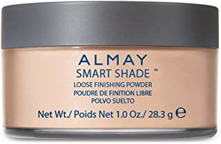 Almay  Loose Finishing Powder, Light/Medium, 1 Ounce