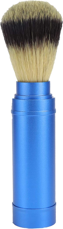 01 Max 71% OFF Travel Shaving Industry No. Brush Men Cleaning Beard Facial Portable