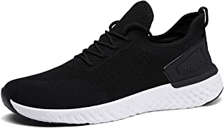 Pyjacos Zapatillas de Deporte Respirable Sneakers Zapatillas Running para Unisex