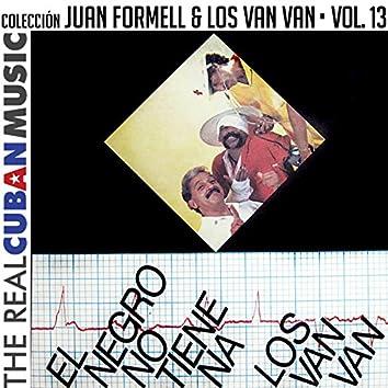 Colección Juan Formell y Los Van Van, Vol. XIII (Remasterizado)