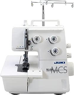 Juki MCS-1500 Cover & Chain Stitch Sewing Machine W/Free Bonus Needles