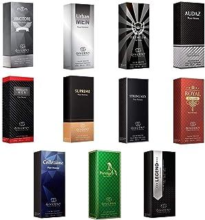 Kit 10 perfumes perfume importado Giverny