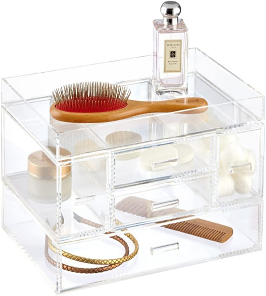 OnDisplay Venice 5 Drawer Tiered Super-cheap Jewelry Organize Acrylic Makeup Max 75% OFF