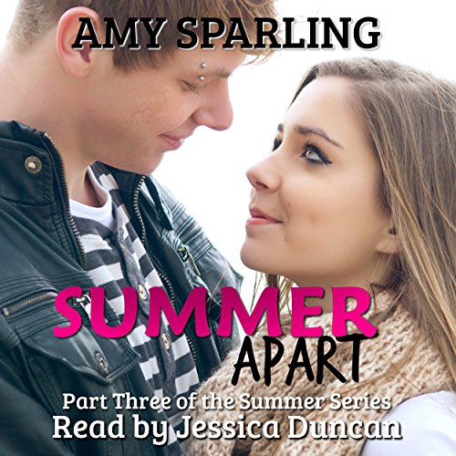 Couverture de Summer Apart