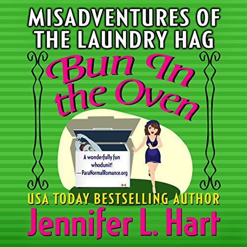 The Misadventures of the Laundry Hag cover art