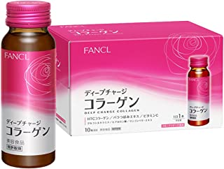 Fancl Deep Charge Collagen Drink 10 Days Japan