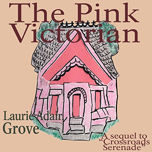 The Pink Victorian audiobook cover art