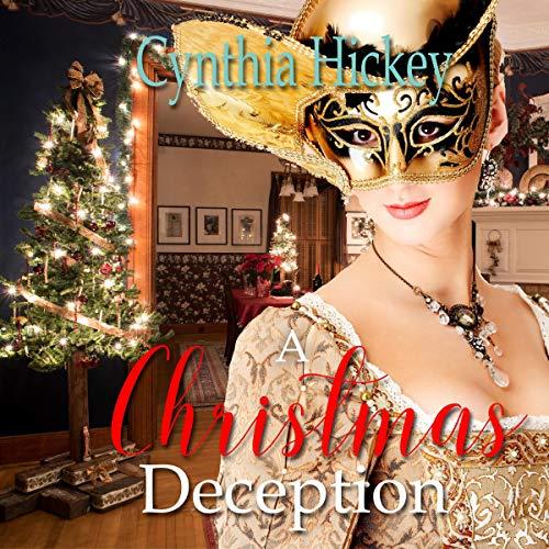 A Christmas Deception audiobook cover art