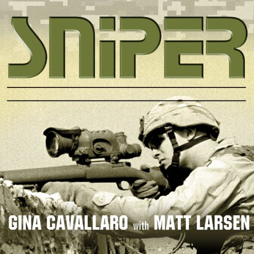 Sniper audiobook cover art