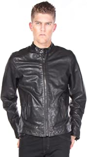 Men's L-Themal Leather Jacket