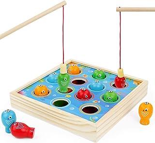 : peche magnetique : Jeux et Jouets