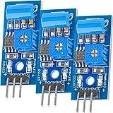 AZDelivery 3 x SW420 Vibration Shaker Sensor Module para Arduino con eBook incluido