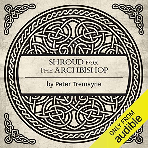 Shroud for the Archbishop  By  cover art