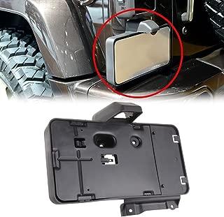 Best jeep wrangler unlimited front license plate bracket Reviews