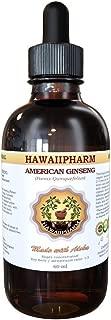 American Ginseng (Panax quinquefolius) Liquid Extract 2 oz