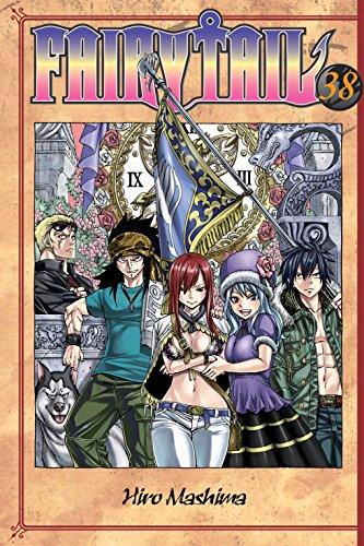 Fairy Tail Vol. 38 (English Edition)