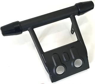 OEM Yamaha Banshee Black Front Bumper