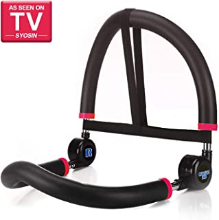 SYOSIN Abdominal Machine Core Trainers for Full Range of Motion Ab & Core Workouts for Beginners