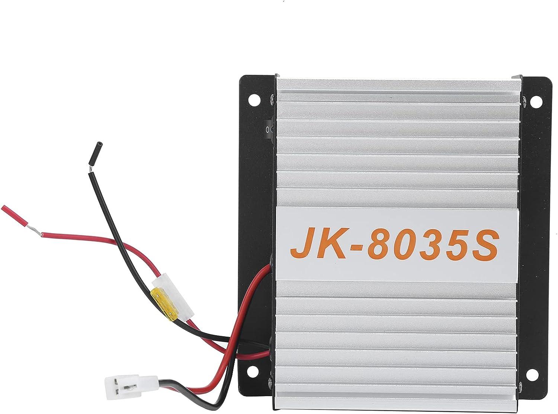Akozon Convertidor de corriente CC, reductor de voltaje de 24 V a 13,8 V, convertidor de corriente CC, regulador de voltaje para barcos marinos, yates, vehículos recreativos, camiones