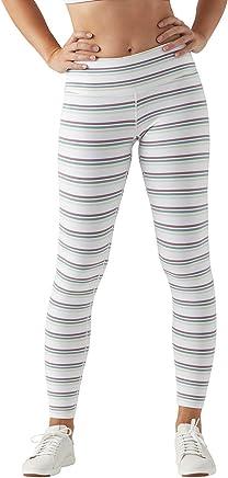 99bc7880f4 Glyder Elongate Legging: White Multi Stripe