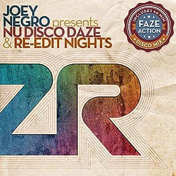 Joey Negro presents Nu Disco Daze & Re-Edit Nights