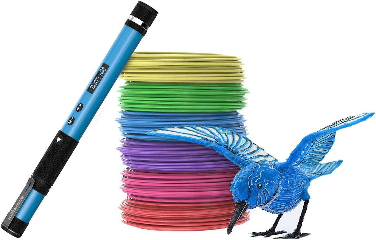 Scribbler 3D Pen Nano Nippon regular agency The Dra Printing Available New products world's highest quality popular Smalles