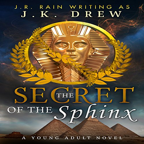 The Secret of the Sphinx audiobook cover art