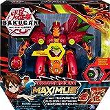 Bakugan Dragonoid Maximus - Figuras de juguete para niños (Naranja, Rojo, 6 año(s), Niño/niña, Acción / Aventura, China, AAA)