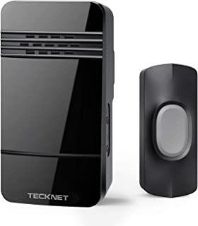 Timbre Electrico Up Negro