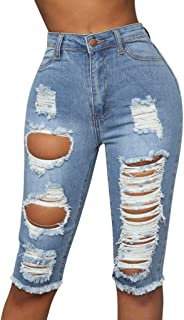 Bravetoshop Stretch Palazzo Pants for Women Casual Polka Dot Pajama Wide Leg Elastic Waist Beach Pants