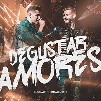 Degustar Amores (Ao Vivo) - Single