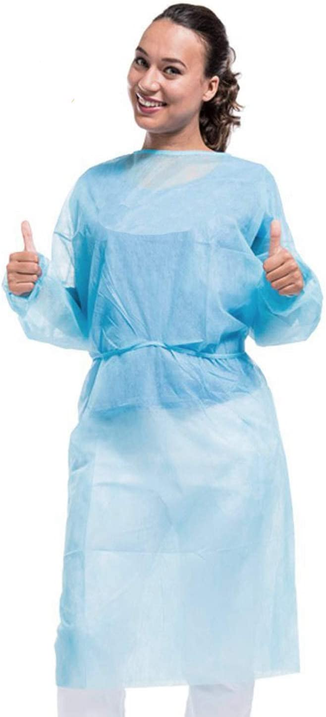 Max 69% OFF AMAZING Disposable In a popularity Isolation Gowns 45