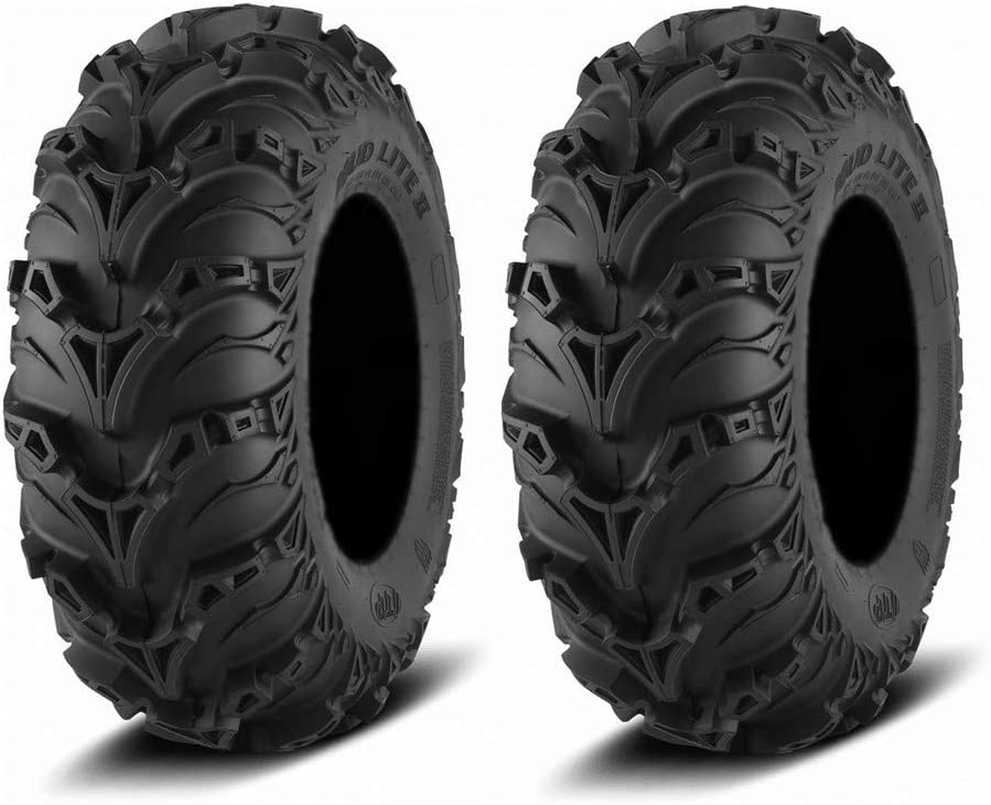 Ranking TOP15 New ITP Mud Lite II Front Tires free shipping 25 2007-2012 10 x - 12 Kub