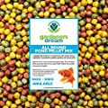 GardenersDream All Round Pond Pellets | Premium Quality Fish Food Mix | Healthy, Nutritious & Balanced Daily Feed for Aquatic Fish | High Protein, Great Source of Vitamins & Easily Digestible (1kg) by GardenersDream