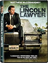 the lincoln lawyer dvd