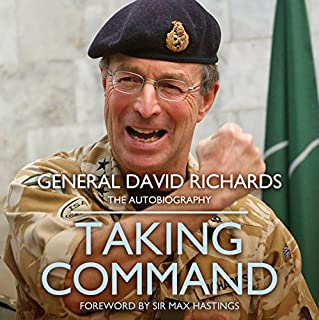Taking Command cover art