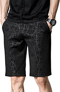 Zhtrade Men's Gym Workout Athletic Light-Weight Breathable Shorts Quick Dry Running Bodybuilding Short Pants with Pockets