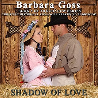 Shadow of Love audiobook cover art