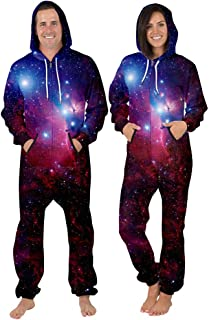 BiuBuy Unisex Siamese Clothing Suit Casual Comfortable Pajamas Sports Suit Hoodie 3D Printing