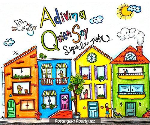 Adivina Quien Soy: Sigue la pista (Spanish Edition)