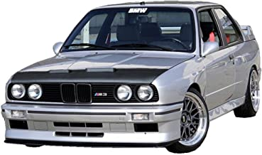 HOOD BRA Front End Nose Mask for BMW 3 E30 1982-1994 Bonnet Bra STONEGUARD PROTECTOR TUNING