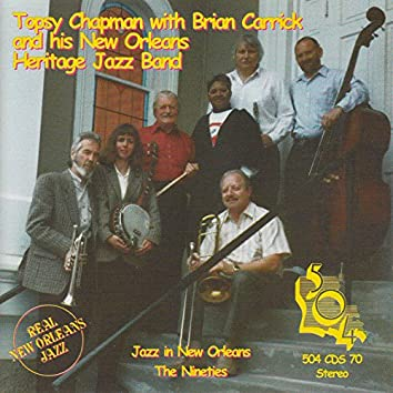 Topsy Chapman with Brian Carrick & His New Orleans Heritage Jazz Band