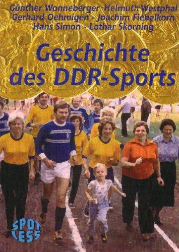 Geschichte des DDR-Sports