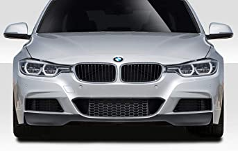 Vaero Aero Function Replacement for 2012-2018 BMW 3 Series M Sport F30 Carbon AF-1 Front Add On Lip Under Spoiler (CFP) - 1 Piece