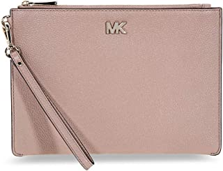 Michael Kors Clutch for Women- Pink