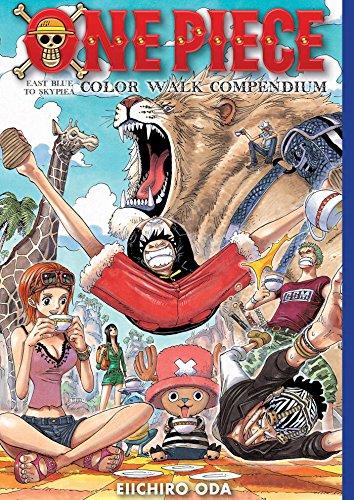 One Piece Color Walk Compendium: East Blue to Skypiea: 1