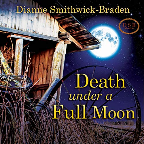 Death Under a Full Moon  By  cover art