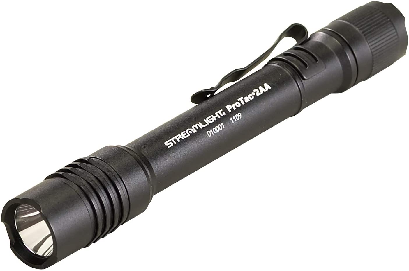 Streamlight 88033 ProTac 2AA 250 Lumen Professional Tactical Flashlight
